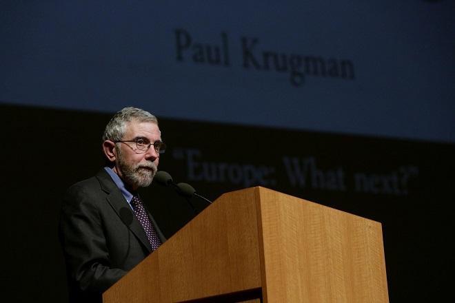 Κρούγκμαν: «Η δημοκρατία έχει περισσότερη σημασία από μια νομισματική ένωση»