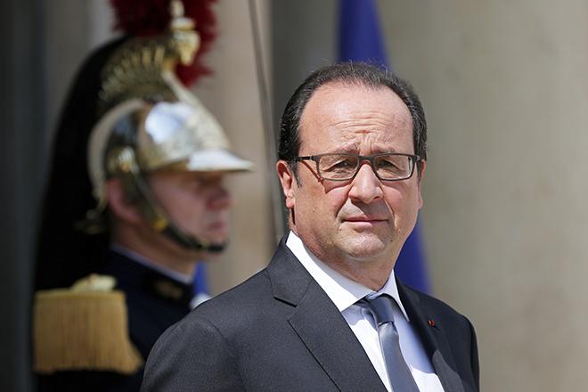 Ολάντ: Η σύγκρουση στην Air France δεν συνοψίζει την κατάσταση στη Γαλλία