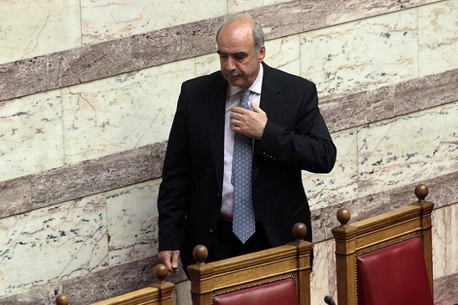Μεϊμαράκης: Να έρθει στη Βουλή ο Τσίπρας να μας πει γιατί γελάει