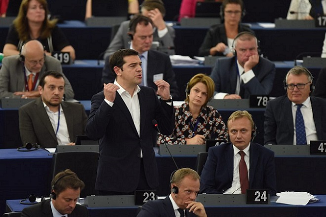 Τσίπρας: Την Πέμπτη καταθέτουμε συγκεκριμένες προτάσεις