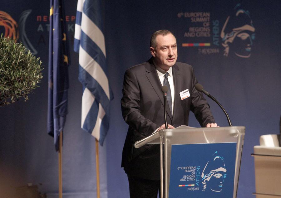 Ο Γιάννης Μιχελάκης καταδικάζει τις δηλώσεις του Μάνφρεντ Βέμπερ