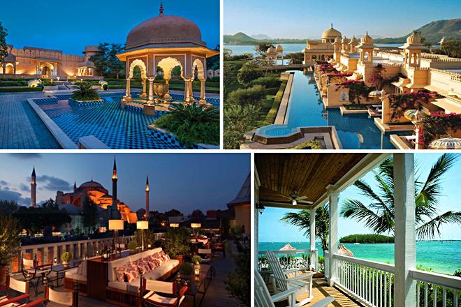 Τα κορυφαία ξενοδοχεία για το 2015