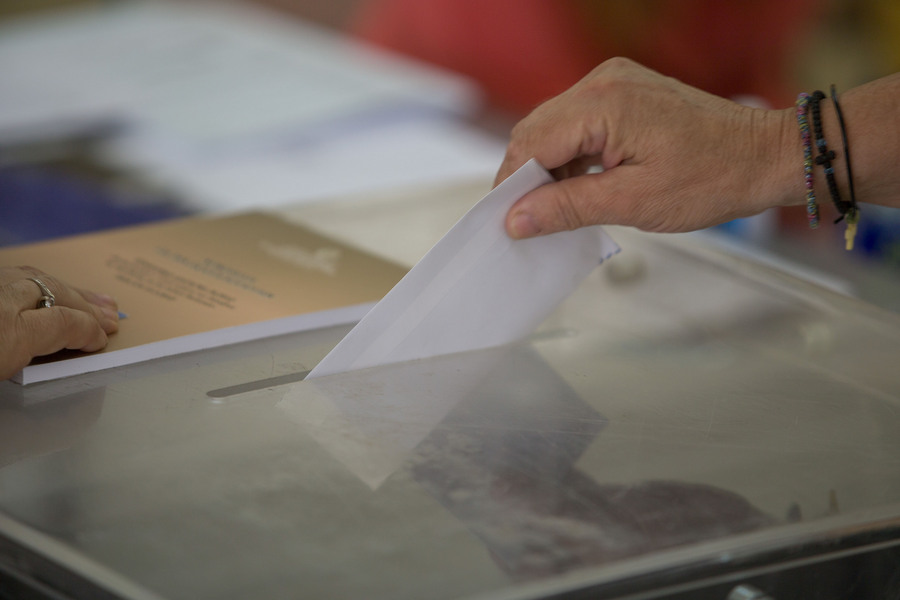 Δημοσκόπηση: Πρώτη δύναμη το ΕΛΚ στις ευρωεκλογές- Ανεβαίνει η ακροδεξιά
