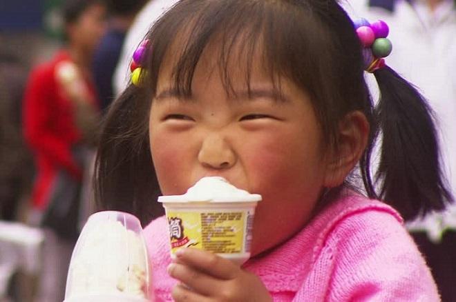 Η Κίνα είναι η μεγαλύτερη αγορά παγωτού παγκοσμίως