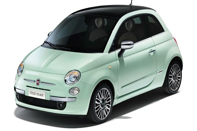 Έρχεται το ανανεωμένο Fiat 500άκι