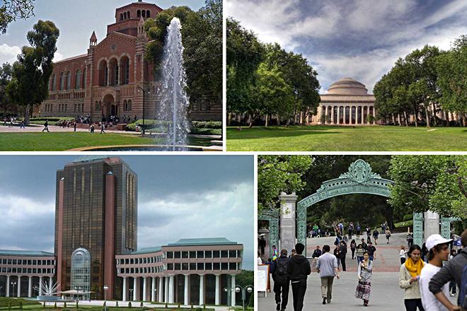 Τα πανεπιστήμια  υπεροχής για το 2015