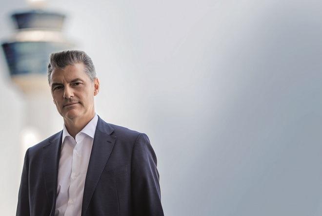Κορυφαία διεθνής διάκριση για τον CEO του Διεθνούς Αερολιμένα Αθηνών