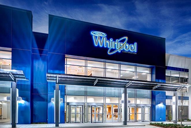Whirlpool: Απογοήτευσαν τα κέρδη β' τριμήνου
