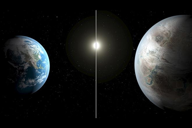 Αυτός είναι ο Kepler 452B, ο «ξάδελφος» της Γης