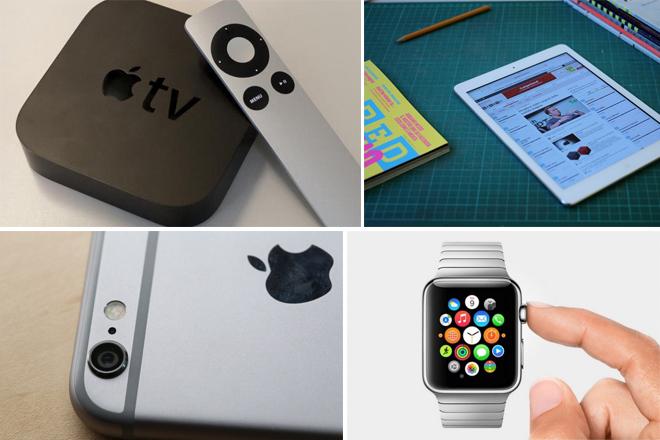 Δέκα πράγματα που περιμένουμε από την Apple μέχρι το τέλος του 2015