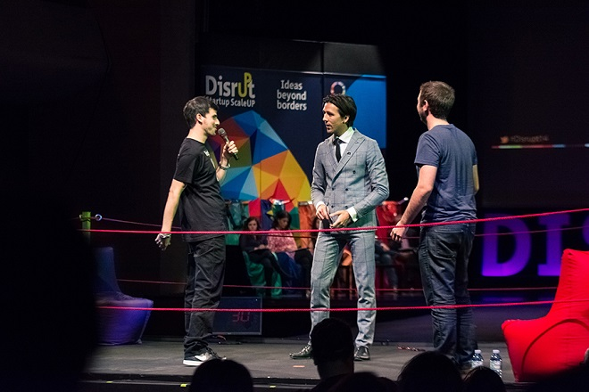 Get In The Ring: Οι Ολυμπιακοί Αγώνες των Startups