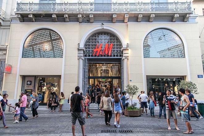 Αύξηση τζίρου για τα H&M εν μέσω κρίσης