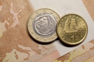 euro draxma