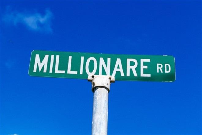 Πόσα χρήματα πρέπει να βάζετε στην άκρη κάθε ημέρα για να γίνετε εκατομμυριούχοι;