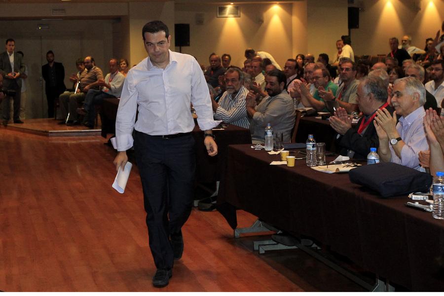Μαζικές παραιτήσεις από την Κεντρική Επιτροπή του ΣΥΡΙΖΑ