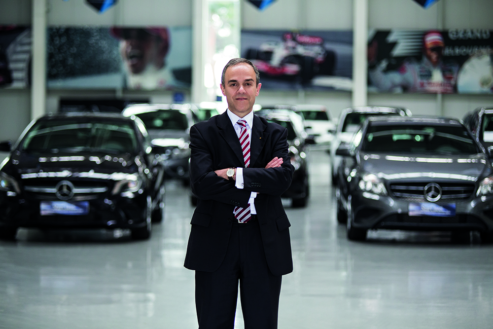 Mercedes Benz Ελλάς: Οι άνθρωποι κάνουν τη μεγάλη διαφορά