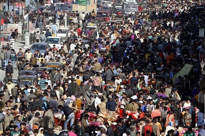 Ποια χώρα θα έχει μεγαλύτερο πληθυσμό από την Κίνα σε μόλις 7 χρόνια από σήμερα
