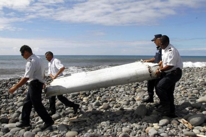 Στη μοιραία πτήση MH370 ανήκουν τα συντρίμμια που βρέθηκαν πρόσφατα