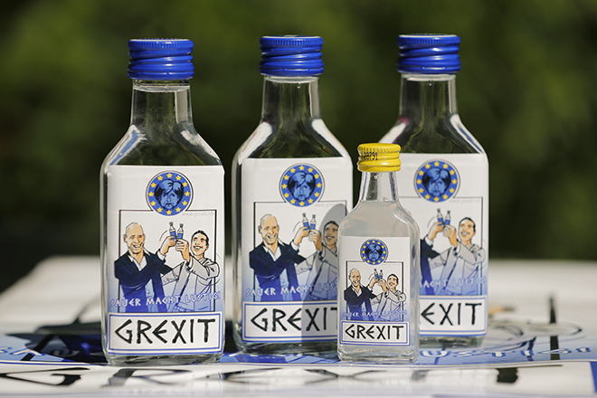 To Grexit έγινε βότκα λεμόνι!