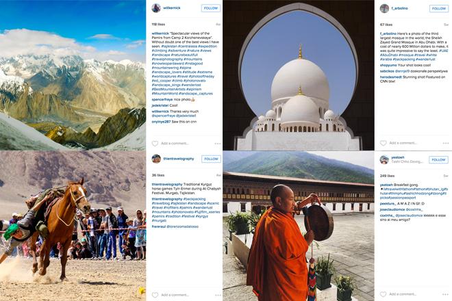 Γνωρίστε την Ασία μέσα από το Instagram