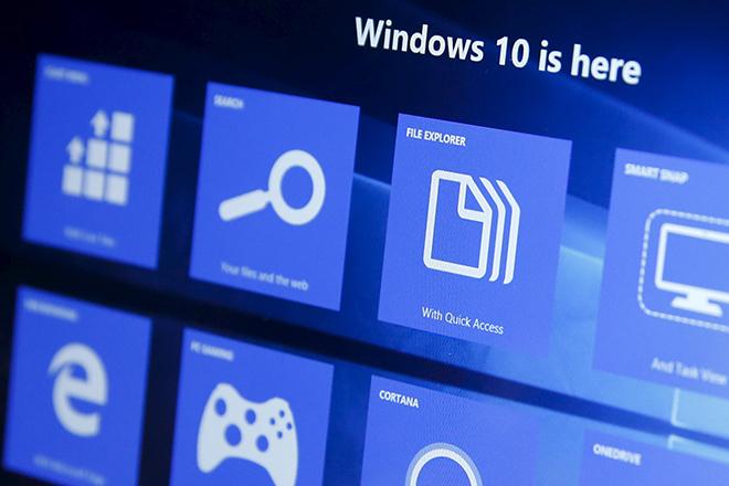 Σε περισσότερες από 200 εκατ. συσκευές στον κόσμο τα Windows 10