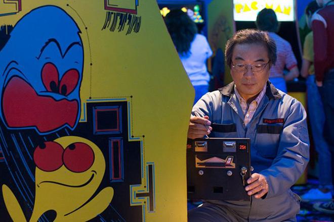 Συνέντευξη με τον δημιουργό του θρυλικού Pac-Man