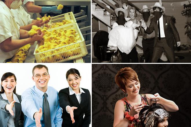 Οι επτά πιο «τρελοί» τίτλοι επαγγελμάτων στον κόσμο