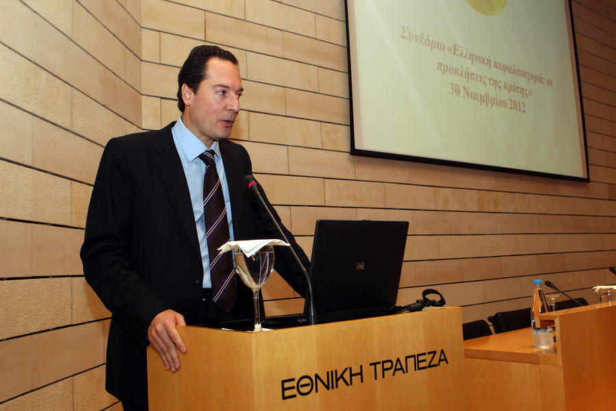 Μποτόπουλος: Απαγόρευση του short selling μέχρι τέλος Αυγούστου