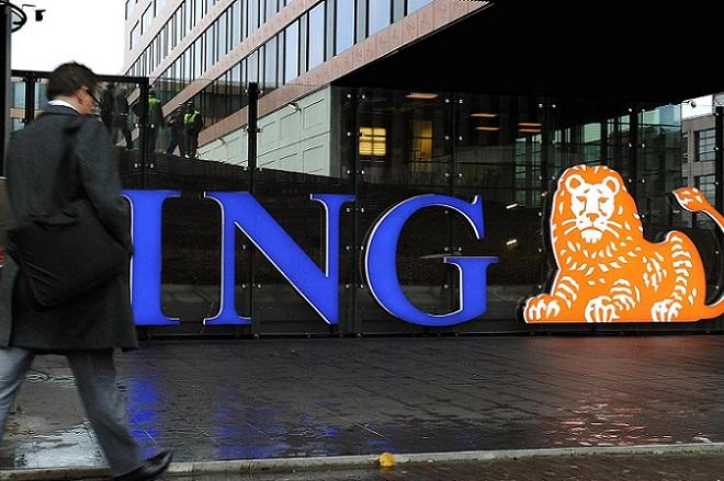 ING: Άνοδος των κερδών στο β' τρίμηνο