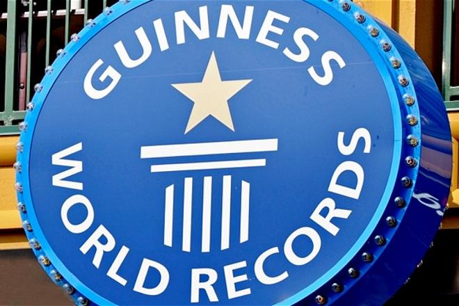 Τα πιο περίεργα και εντυπωσιακά ρεκόρ Guinness του 2019