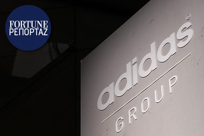 Η Adidas δίνει ψήφο εμπιστοσύνης στην Ελλάδα