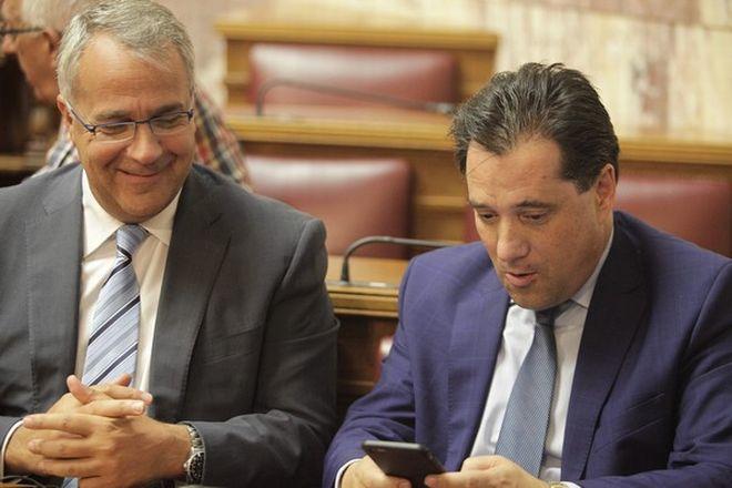 Το παρασκήνιο του πολιτικού συμβουλίου της ΝΔ: Πώς απομονώθηκαν Άδωνις – Βορίδης