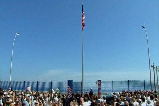 Ιστορική στιγμή: Η σημαία των ΗΠΑ κυματίζει ξανά στη Κούβα