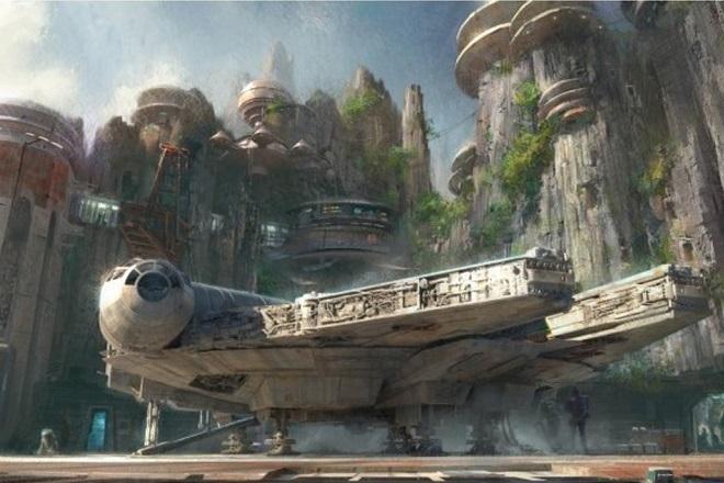 Δύο νέα θεματικά πάρκα «Star Wars» και μια μεγάλη έκπληξη ανακοίνωσε η Disney