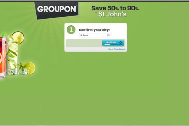 H εταιρεία προσφορών Groupon εγκαταλείπει την Ελλάδα