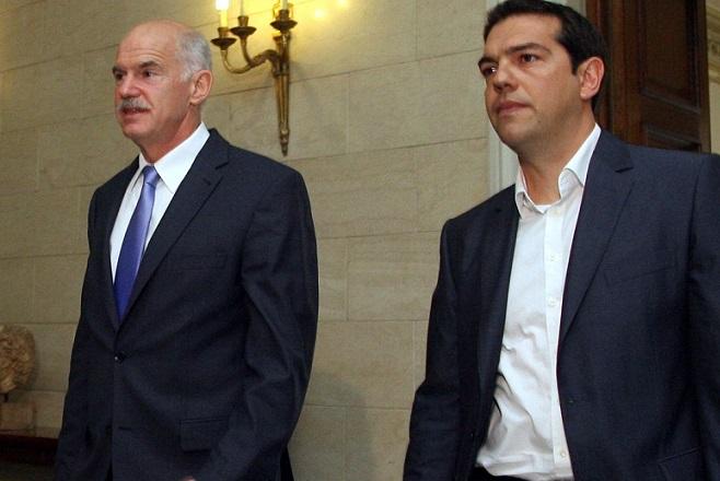 Η Ελλάδα στο Μνημόνιο: Από τον Γιώργο Παπανδρέου στον Αλέξη Τσίπρα