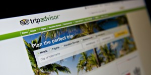 The TripAdvisor Inc. homepage is displayed on a computer screen for a photograph in Tiskilwa, Illinois, U.S., on Tuesday, Oct. 22, 2013. TripAdvisor Inc. is scheduled to release earnings on Oct. 23, 2013. Photographer: Daniel Acker/Bloomberg via Getty Images