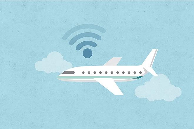 Έρχεται ακόμη ταχύτερο Wi-fi στις πτήσεις