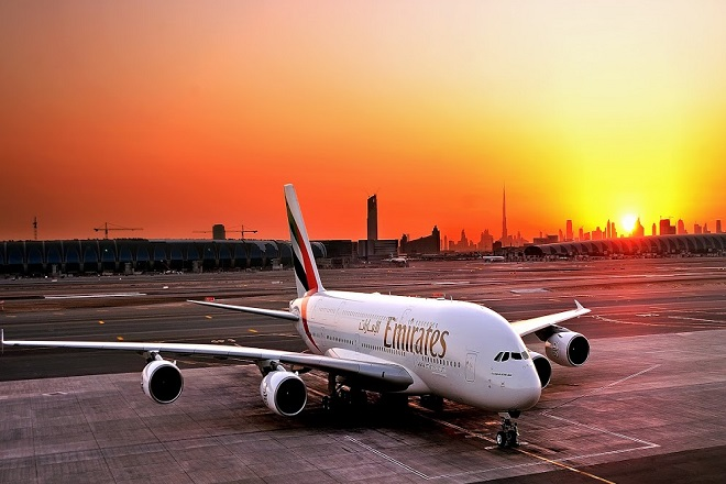 Emirates: Τρίτη καθημερινή πτήση θα ενώνει το Ντουμπάι με το Κέιπ Τάουν
