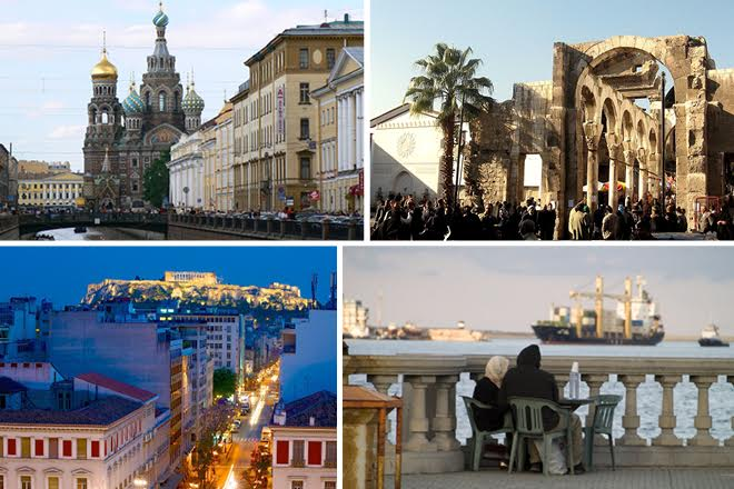 Αυτές είναι οι πόλεις που «πάτωσαν» σε συνθήκες διαβίωσης