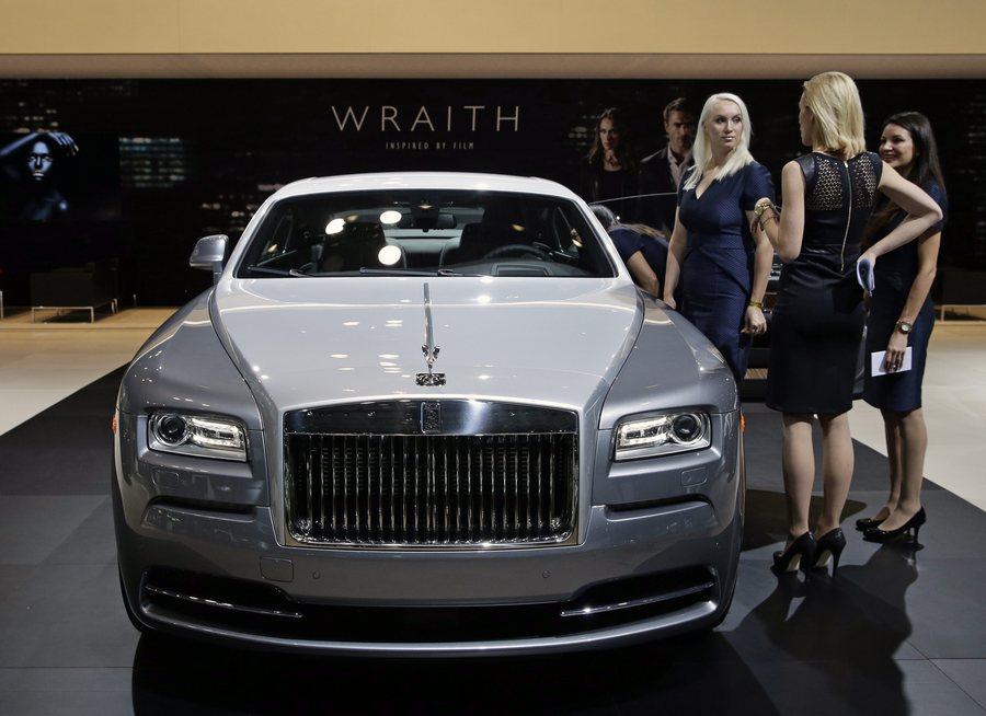 Φτιάξτε τη δική σας Rolls – Royce