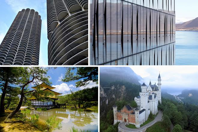 Δεκαπέντε θαύματα αρχιτεκτονικής από όλο τον κόσμο