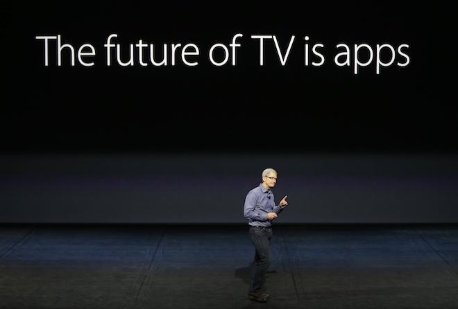 Πώς η Apple θέλει να επανεφεύρει την τηλεόραση