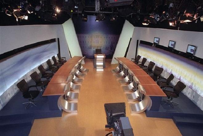 «Κλειδώνει» σήμερα το debate των πολιτικών αρχηγών για τις βουλευτικές εκλογές 2019