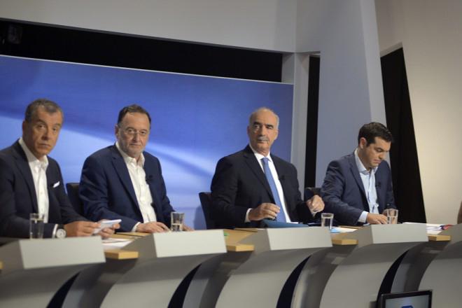 Debate 2015: Οι απαντήσεις των πολιτικών αρχηγών για το προσφυγικό ζήτημα