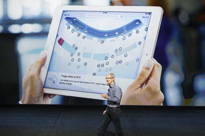 Το νέο iPad Pro βγαίνει στην αγορά