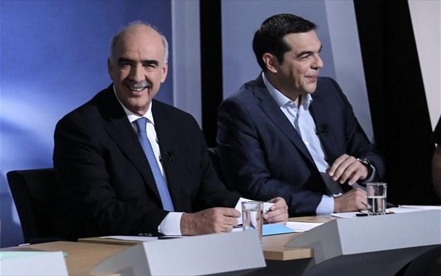 «Κλείδωσαν» οι όροι του Debate Τσίπρα – Μεϊμαράκη: Ποιες θα είναι οι καινοτομίες