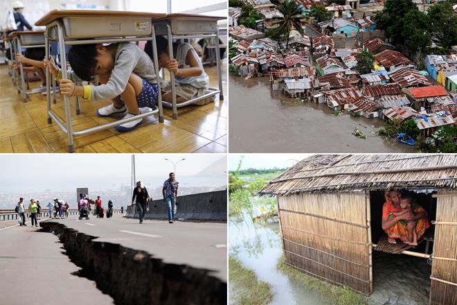 Αυτές είναι οι οικονομίες που τρέμουν μια φυσική καταστροφή