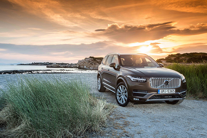 Δείτε το νέο SUV της Volvo στην ολοκαίνουρια εφαρμογή του Shazam