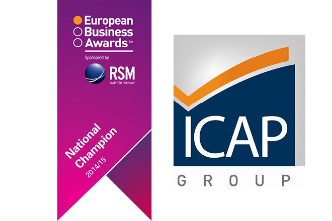 H ICAP βρέθηκε για 4η συνεχή χρονιά στο υψηλότερο βάθρο των EBA